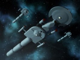Cargo route by davemetlesits