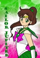 Sailor Jupiter by LadyLaui