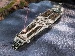 GDI Aircraft Carrier by Crystal-Eclair