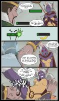ARAM Adventures: Un-healthy Relationship by FarahBoom