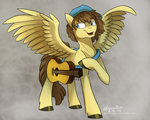 Quarter Note by eleanart-approved