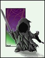 Lil Ring Wraith by StevenCrowe