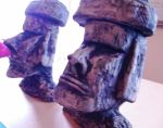 Easter Island Heads2 by carlcom66