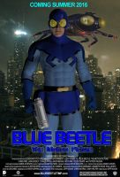 Blue Beetle: The Motion Picture by blubeetle3