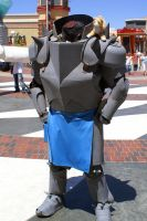 Alphonse Elric - FMA: 2 by popecerebus