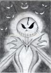 Jake Skellington! by CeltraBlake