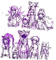 More Old Ocs by FuneralDyingheart
