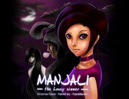 Manjali Fan Art by FazaMeonk