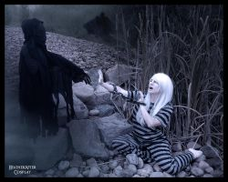 The Dementors Found Me! by HeatherAfterCosplay