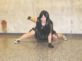 Tifa in Action! by smithers456