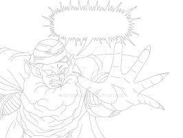 Piccolo Lineas - Lineart by InpuUpUaut
