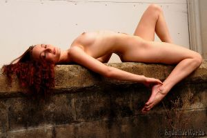 Britt Reclined by sydeline