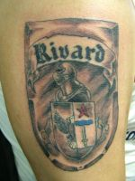 Rivard crest by experiment48602