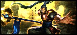 Xin Zhao Ver2 by AtothaZ7