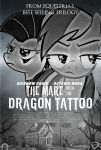 The Mare With the Dragon Tattoo by UtterlyLudicrous