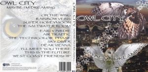 Owl City CD Cover by NaMiKiTtIn