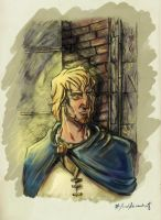 Captain Phoebus by yusef-abonamah