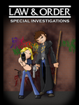 Dresden Files - Law and Order: SI by BasiliskOnline