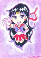 Chibi Sailor Mars by 7marichan7