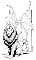 Manticore by johnsonverse