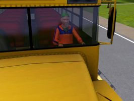 Naruto Bus Driver? by Tearsofblood33