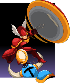 Shield Knight - Boundless by NYAssassin