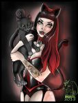 Crazy cat Lady by MissMisfit13