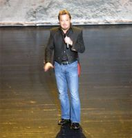 Eddie Izzard - May 22, 2008 by axelfear