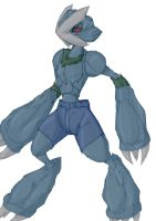 Metagross TF by JohnSergal