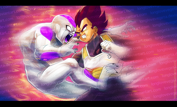 Revenge Is Necessary by longlovevegeta