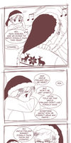 APH: Donald Duck Drama by StarlitHoliday