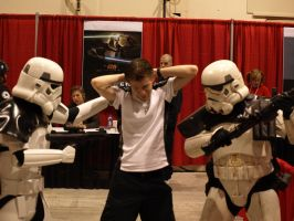 Arrested by Stormtroopers.. by krowzone