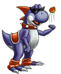 Boshi for Super Mario Collab by BlazingCoral