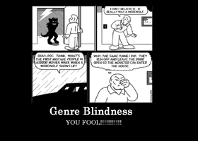 Genre Blindness by Chaser1992