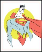 Superman again by RTrask