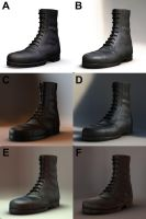 Boot - Please Vote by ergin3d
