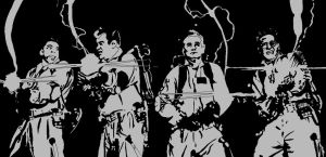 Ghostbusters by idlebumup