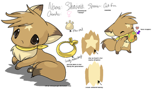 SHAINII-REF by Shineymagic