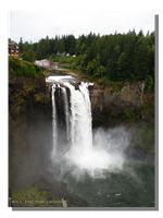 Snoqualmie Falls by WillFactorMedia
