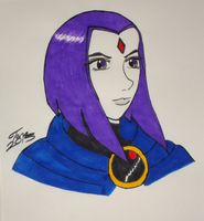 Raven by Amalthea16