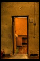 - fremantle prison cell - by robertodecampos