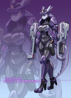 LS-CM, Codename Dranica by Toughset