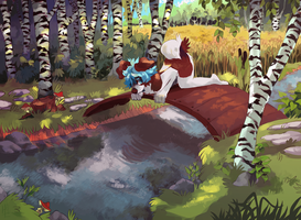 Down By The River by Kyldrun