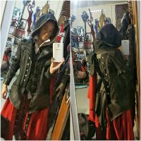 Testfitting for Evie Frye by LadyAngelus