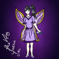 Vtb The Faerie Ixi {Human Version} digitalized by BiahAdopts