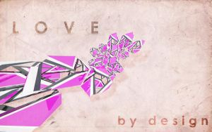 Love by design, v1 by TuxXtreme
