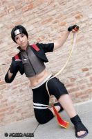 Sai cosplay from Naruto Shippuden by StudioFeniceImport
