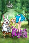 Alice in Tickleland by Fantasy-Play