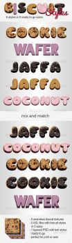 Biscuit Styles by lickmystyle
