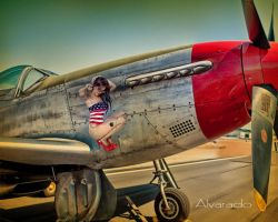 Nose Art by hihosteverino